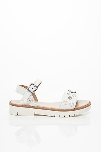 Sandales/Nu pieds blanc GIOSEPPO KIDS pour femme