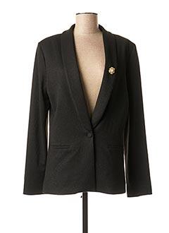Veste casual noir SCOTCH & SODA pour femme
