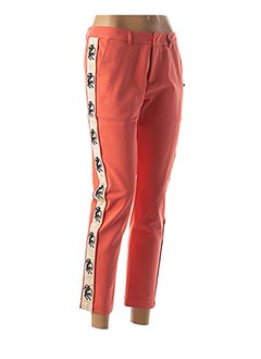 Pantalon 7/8 orange MAISON SCOTCH pour femme