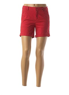 Short rouge MAISON SCOTCH pour femme