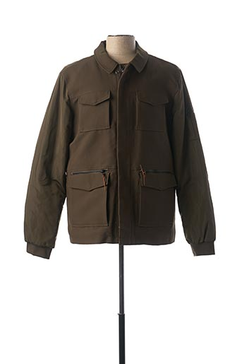 Parka vert PEARLY KING pour homme