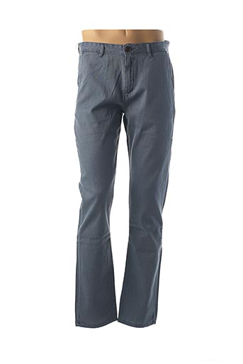 Pantalon casual bleu PEARLY KING pour homme