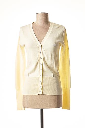 Gilet manches longues beige CHEAP MONDAY pour femme