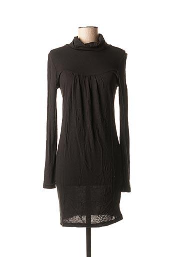 Robe courte noir BLEND pour femme