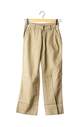 Pantalon chic vert TEDDY SMITH pour fille