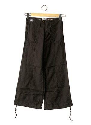 Pantalon casual noir LOIS pour fille