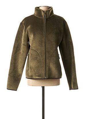 Veste casual vert CARHARTT pour femme