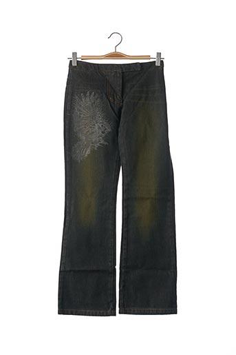 Jeans coupe droite bleu BILL TORNADE pour garçon