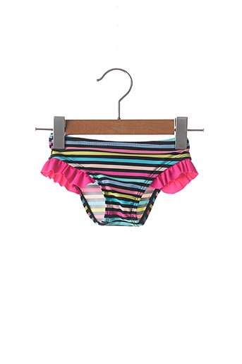 Bas de maillot de bain rose LEMON BAY pour fille