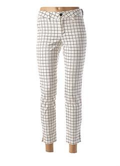 Pantalon 7/8 noir NYDJ pour femme