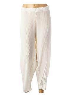 Sarouel blanc KOKOMARINA pour femme