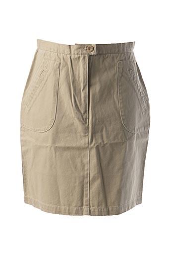 Jupe courte vert CREEKS pour fille