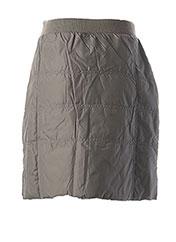 Jupe courte gris CREEKS pour fille seconde vue