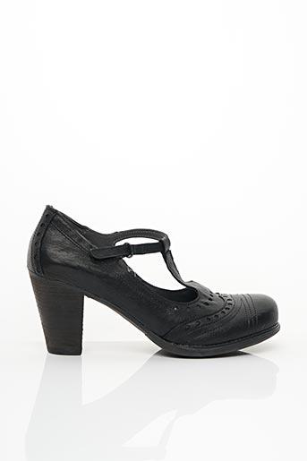 Escarpins noir BRAKO pour femme