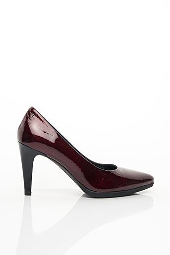 Escarpins rouge KARSTON pour femme