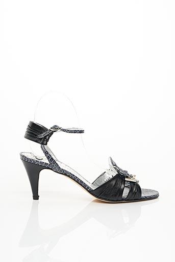 Sandales/Nu pieds bleu CARMEN POVEDA pour femme