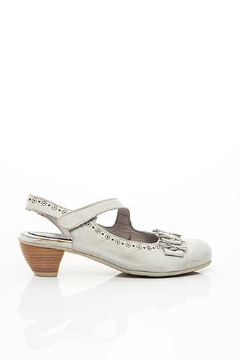 Sandales/Nu pieds violet BRAKO pour femme