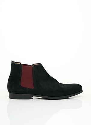 Bottines/Boots noir PELLET pour homme