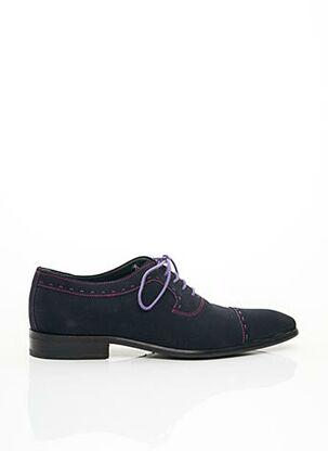 Derbies violet PACO MILAN pour homme