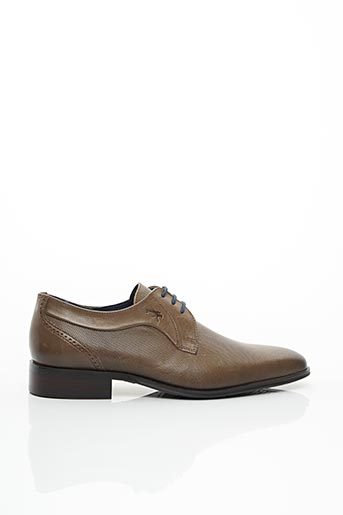 Derbies marron FLUCHOS pour homme