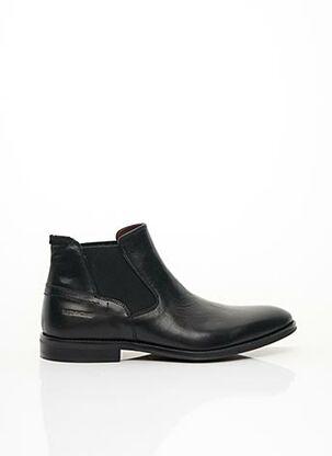 Bottines/Boots noir REDSKINS pour homme