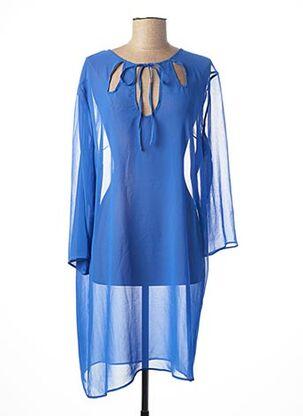 Tunique manches longues bleu SIMONE PERELE pour femme