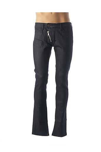 Jeans coupe slim bleu APRIL 77 pour garçon