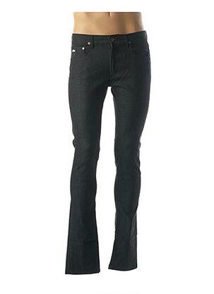 Jeans coupe slim vert APRIL 77 pour homme