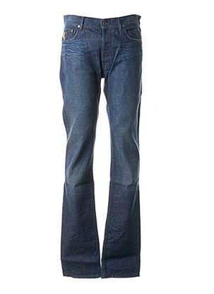 Pantalon casual bleu APRIL 77 pour homme