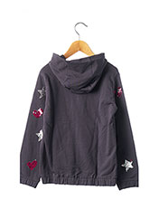Veste casual violet BOBOLI pour fille seconde vue