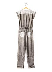Combi-pantalon gris BOBOLI pour fille seconde vue