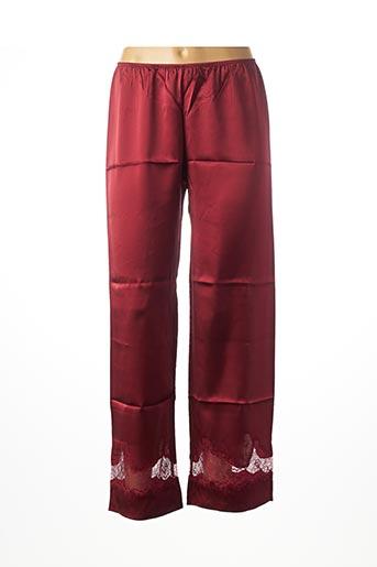 Pyjama rouge SIMONE PERELE pour femme