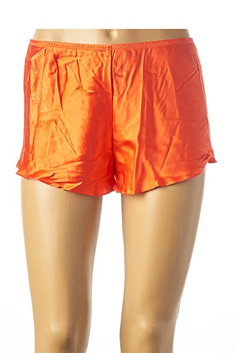 Pyjashort orange SIMONE PERELE pour femme