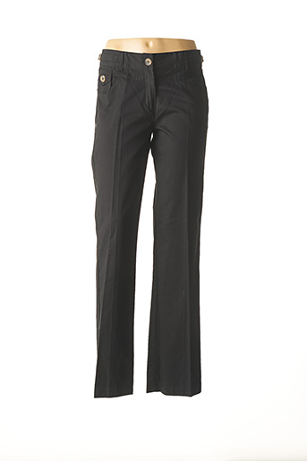 Pantalon casual noir CARLING pour femme