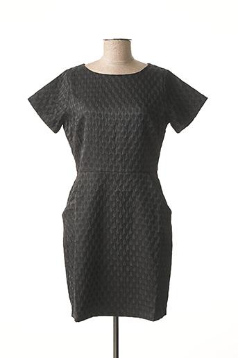Robe courte noir MOLLY BRACKEN pour femme