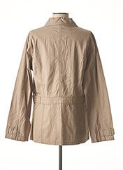 Veste casual vert JAC JAC pour femme seconde vue
