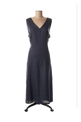 Robe longue bleu FRED SABATIER pour femme