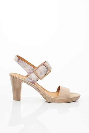 Sandales/Nu pieds rose EMILIE KARSTON pour femme