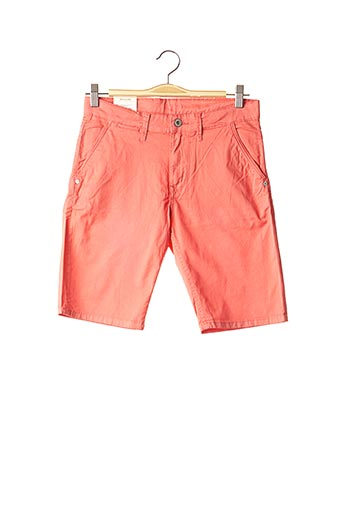Bermuda orange PEPE JEANS pour garçon