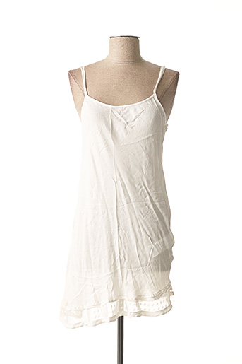 Jupon /Fond de robe blanc ELISA CAVALETTI pour femme