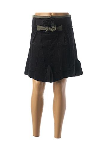 Jupe courte noir MYRINE & ME pour femme