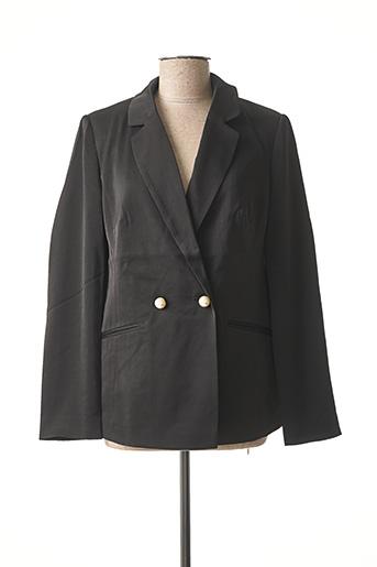 Veste chic / Blazer noir ASHLEY BROOKE pour femme