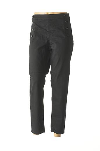 Pantalon casual noir HEINE pour femme
