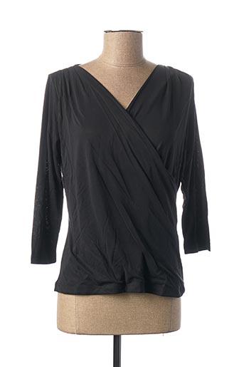 T-shirt manches longues noir HEINE pour femme