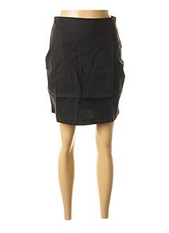 Jupe courte noir BAMBOO'S pour femme