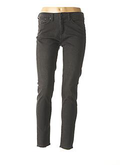 Pantalon casual noir FIVE pour femme