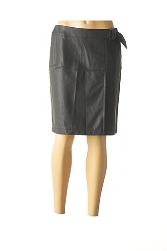 Jupe mi-longue noir BETTY BARCLAY pour femme