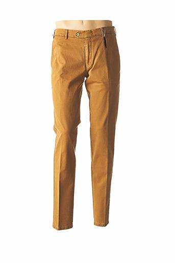 Pantalon chic jaune MMX pour homme