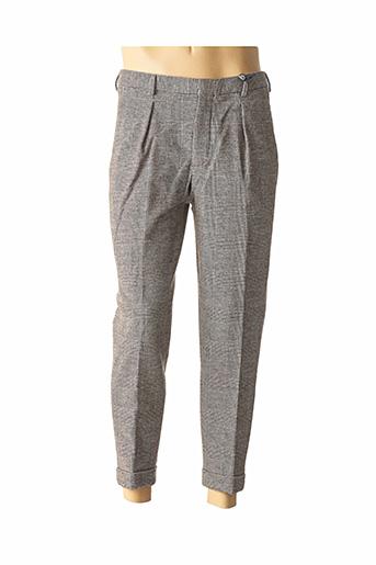 Pantalon chic marron CIRCOLO 1901 pour homme