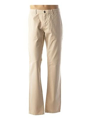 Pantalon casual beige RIVER WOODS pour homme